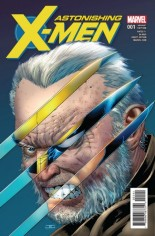 Astonishing X-Men (2017-Present) #1 Variant D