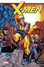 Astonishing X-Men (2017-Present) #1 Variant G: Remastered Variant