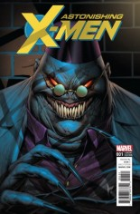 Astonishing X-Men (2017-Present) #1 Variant E: Villain Variant