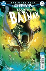 All-Star Batman (2016-2017) #12 Variant A