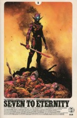 Seven To Eternity (2016-2021) #8 Variant A