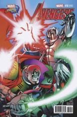 Avengers (2017) #10 Variant B: Marvel Vs Capcom Variant