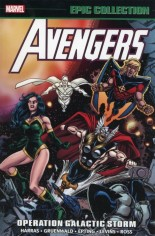 Avengers Epic Collection (2013-Present) #TP Vol 22