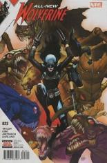 All-New Wolverine (2016-Present) #23