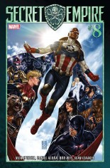 Secret Empire (2017-Present) #8 Variant A