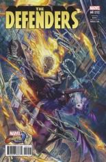 Defenders (2017-Present) #4 Variant B: Marvel Vs Capcom Variant