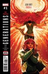 Generations Phoenix & Jean Grey #1 Variant A