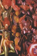 Generations Phoenix & Jean Grey #1 Variant D: Connecting Variant A