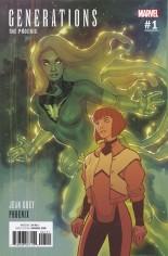 Generations Phoenix & Jean Grey #1 Variant B