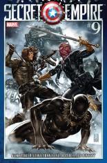 Secret Empire (2017-Present) #9 Variant A