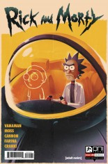 Rick and Morty (2015-2020) #29 Variant B: Incentive Variant