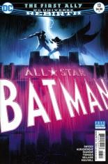 All-Star Batman (2016-2017) #13 Variant A
