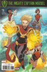Mighty Captain Marvel #8 Variant A