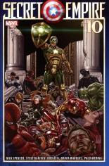 Secret Empire (2017-Present) #10 Variant A