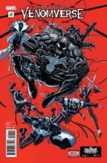 Venomverse #1 Variant A
