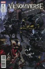 Venomverse #1 Variant C