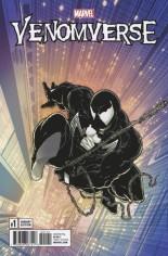 Venomverse #1 Variant D