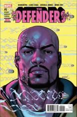 Defenders (2017-Present) #5 Variant A