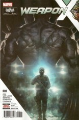 Weapon X (2017-Present) #8 Variant A