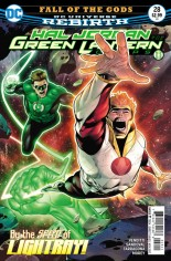 Hal Jordan And The Green Lantern Corps (2016-Present) #28 Variant A