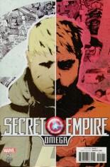Secret Empire Omega #1 Variant C: No More Hydra Variant