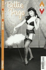 Bettie Page (2017) #3 Variant C: Photo Cover