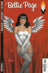 Bettie Page (2017) #3 Variant A