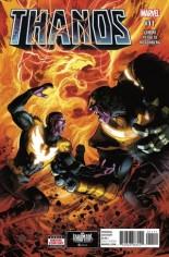 Thanos (2017-2018) #11 Variant A