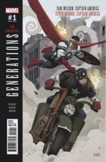 Generations Captain Americas #1 Variant C