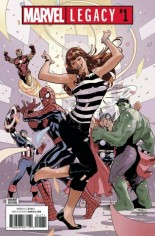Marvel Legacy (2017) #1 Variant F: Party Variant