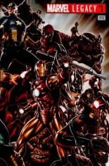 Marvel Legacy (2017) #1 Variant B: Wraparound Variant