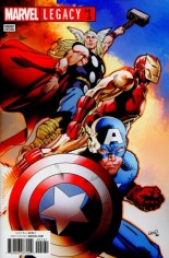 Marvel Legacy (2017) #1 Variant D
