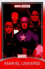Marvel Legacy (2017) #1 Variant E: Trading Card Variant