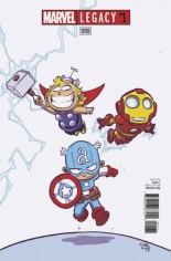 Marvel Legacy (2017) #1 Variant H