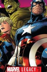 Marvel Legacy (2017) #1 Variant A: Double Gategold Cover