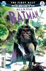 All-Star Batman (2016-2017) #14 Variant A