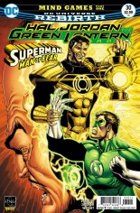 Hal Jordan And The Green Lantern Corps (2016-Present) #30 Variant A
