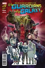 All New Guardians Of The Galaxy (2017) #12