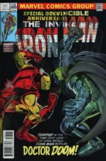 Invincible Iron Man (2017-Present) #593 Variant B