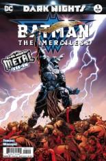 Batman: The Merciless #1 Variant B: 2nd Printing