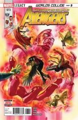 Avengers (2017-2018) #673