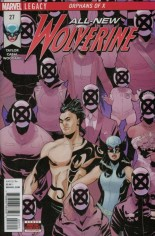 All-New Wolverine (2016-2018) #27