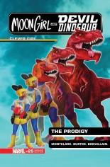 Moon Girl And Devil Dinosaur (2016-Present) #25 Variant D: Morphing Variant