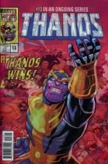 Thanos (2017-2018) #13 Variant B