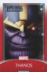 Thanos (2017-Present) #13 Variant E: Trading Card Variant