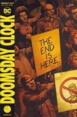 Doomsday Clock #1 Variant A