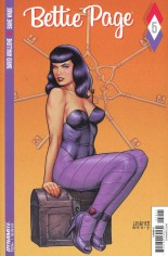 Bettie Page (2017) #5 Variant A