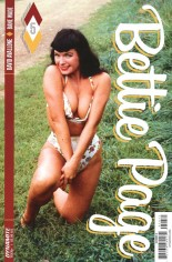 Bettie Page (2017) #5 Variant C: Photo Cover