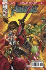 Avengers (2017-2018) #674 Variant A