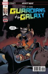 Guardians of the Galaxy (2018) #149 Variant A